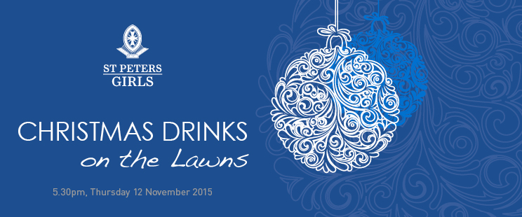 Christmas drinks on the lawns Enews