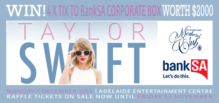 MC Taylor Swift raffle Enews
