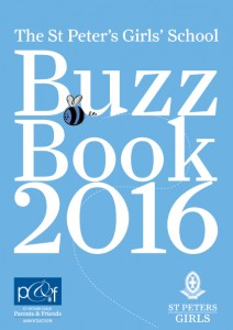 Buzz Book 2016 cover