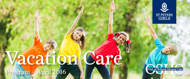 JS Vacation Care Enews
