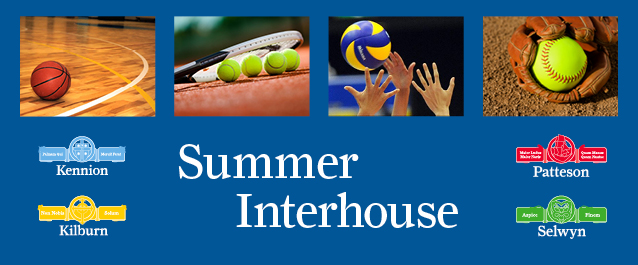 Summer Interhouse Enews