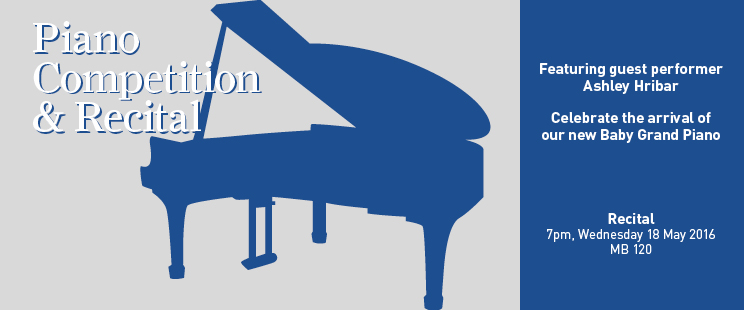 Piano Recital Enews
