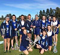 Under 15 Lacrosse