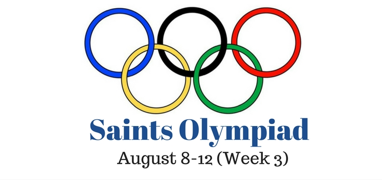Saints Olympiad
