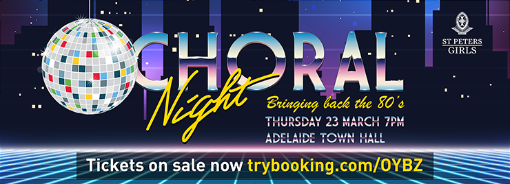 Choral Night Tickets on Sale