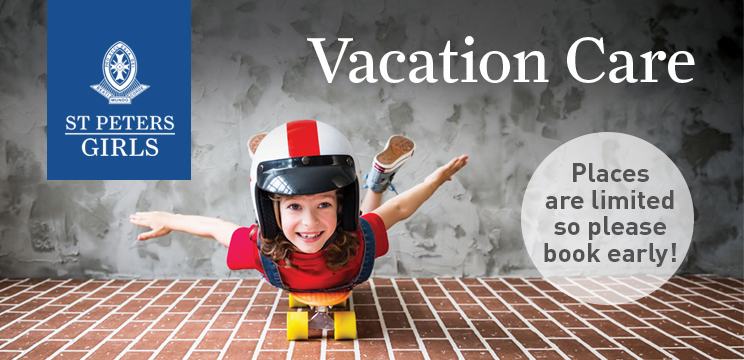 Enews Week 8 Vacation Care