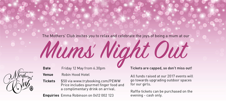 11 Mums' Night Out