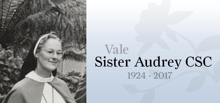W1 Sister Audrey