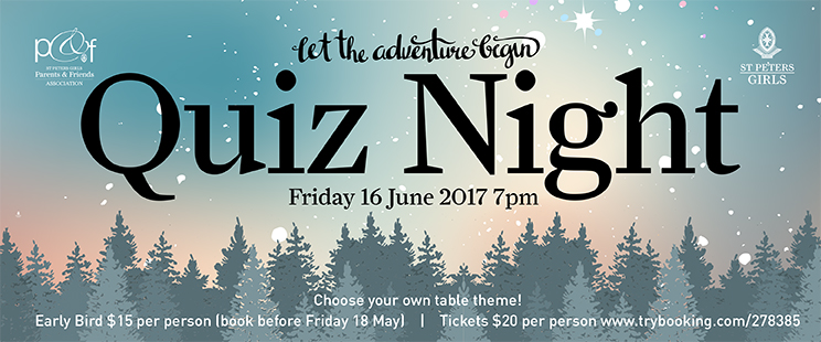 W2 Quiz Night 2017