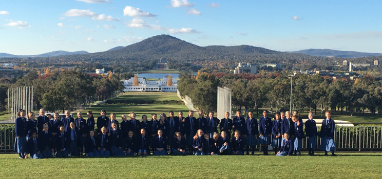 W5 Canberra