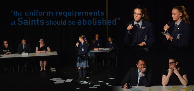 W6 Staff Student Debate