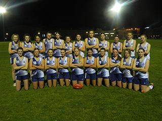 W8 Football Team