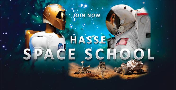 W9 HASSE Space School