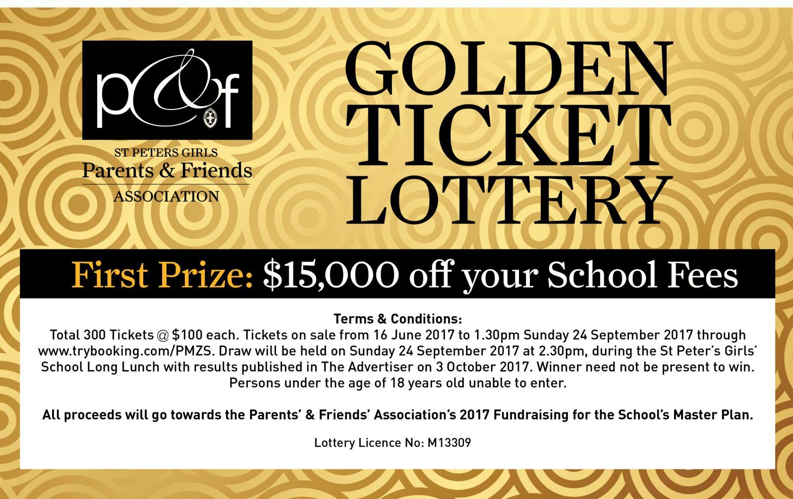 Golden Ticket Enews Image