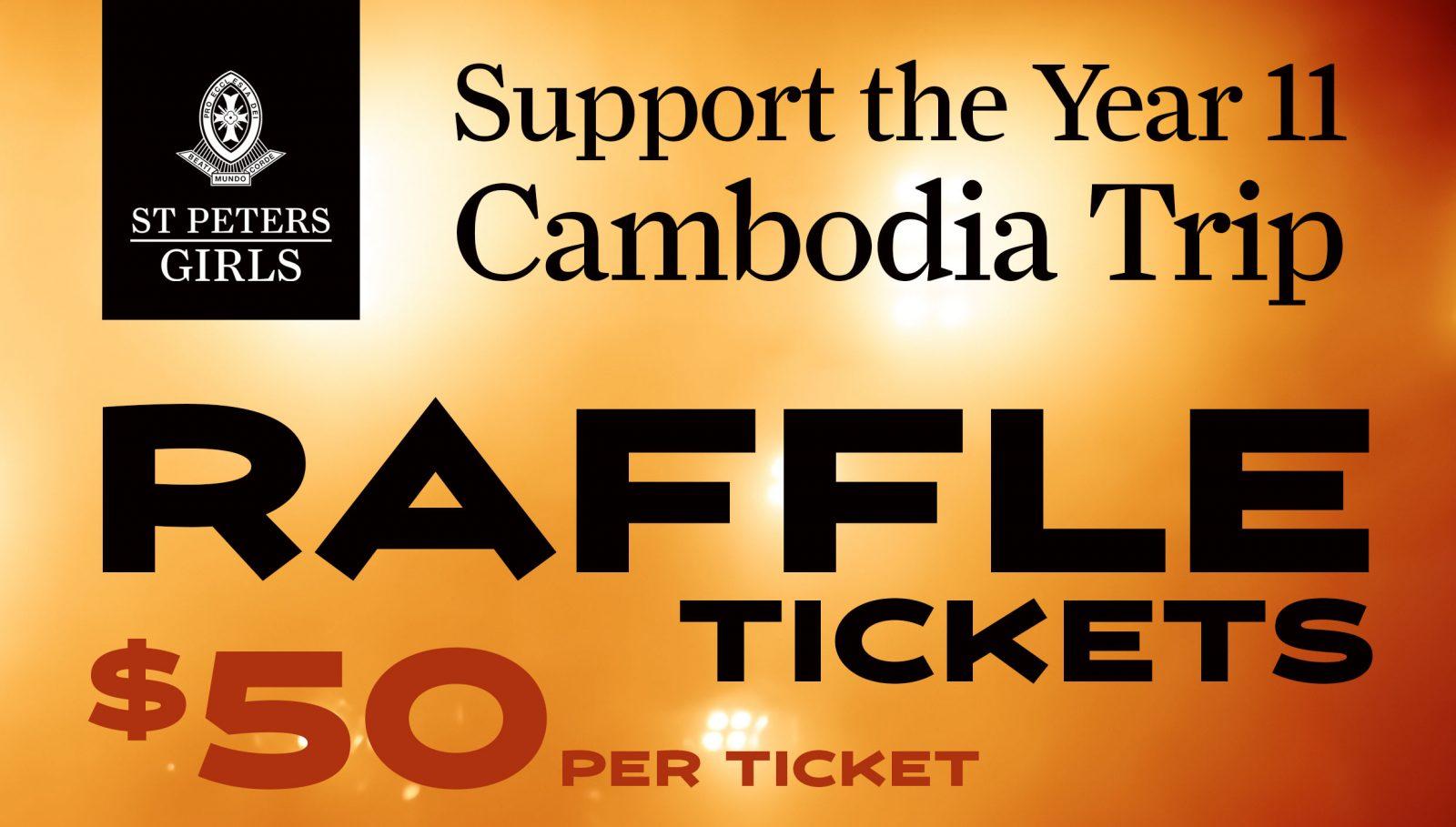 W3 Cambodia Raffle