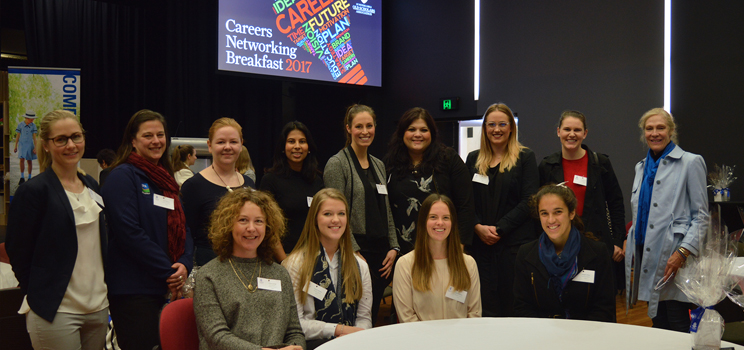 W4 Careers Networking Breakfast