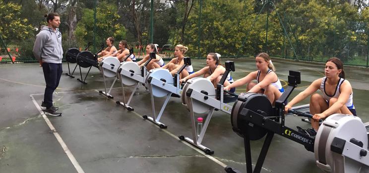 W5 Rowing