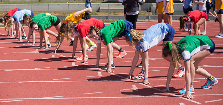 W8 Sports Day results