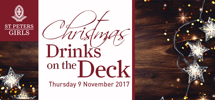 W1 Christmas Drinks on the Deck