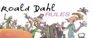 ROALD DAHL RULES Image