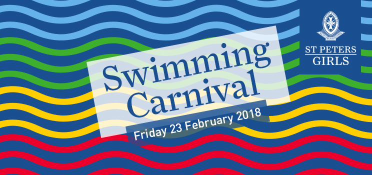 Swimming Carnival Enews Banner