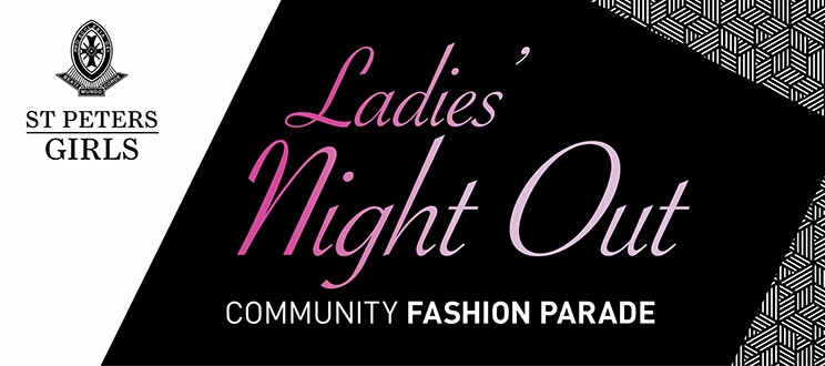 Ladies' Night Out Trybooking Banner