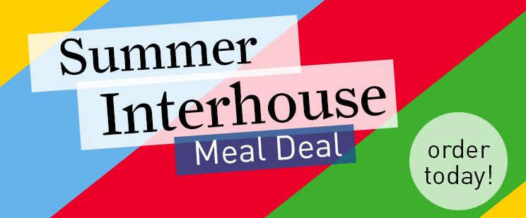 W5 Summer Interhouse Meal Deal