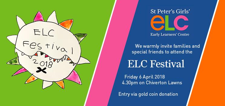 W6 ELC Festival Invite