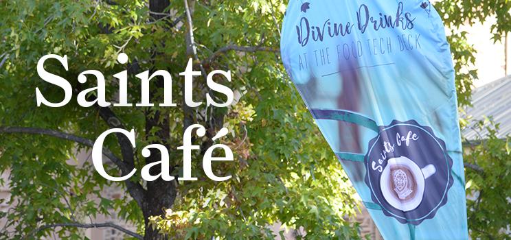 W7 Saints Café