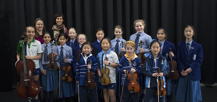W8 Junior Orchestra