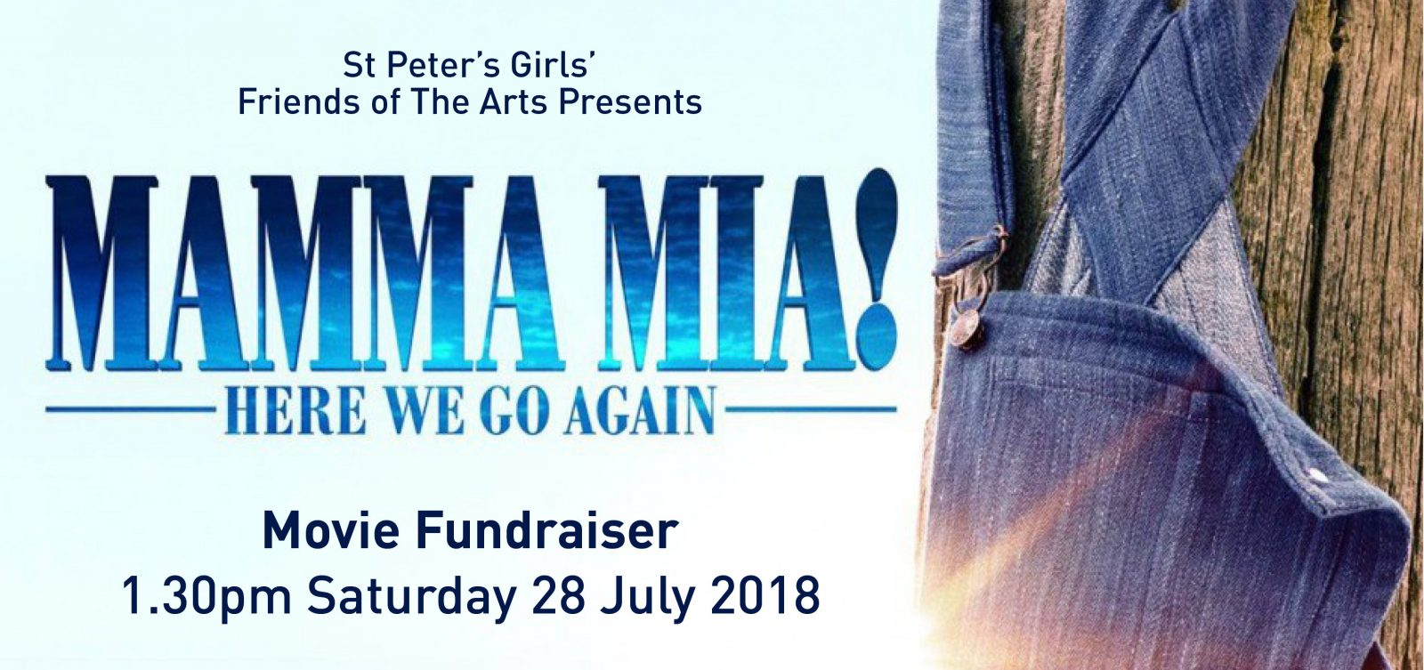 FOA Mamma Mia Movie Night_eNews Banner-2