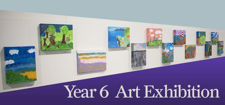W8 - Year 6 Art