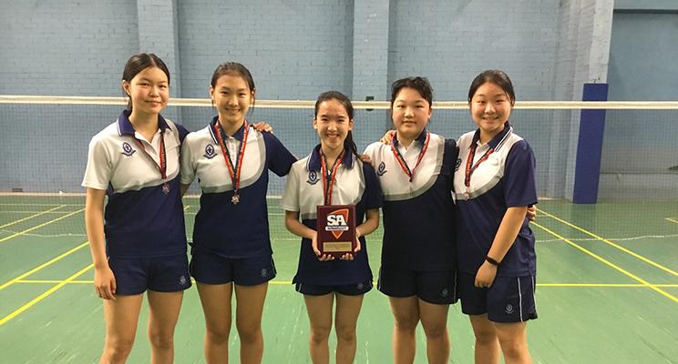 W4 - Badminton