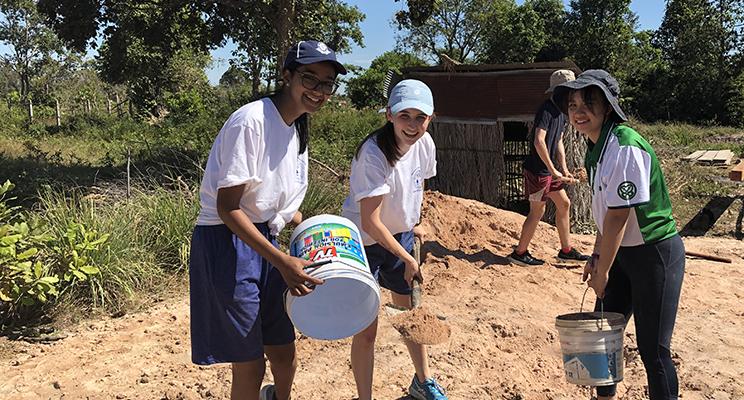 W1 - Cambodia Trip