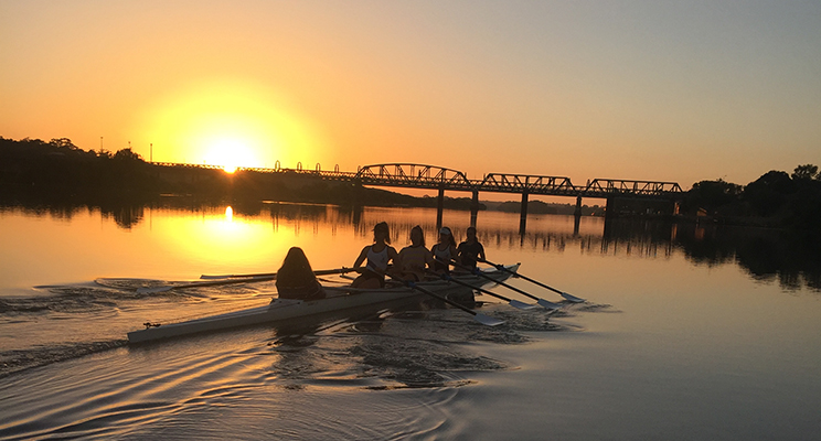 W1 - Rowing Camp