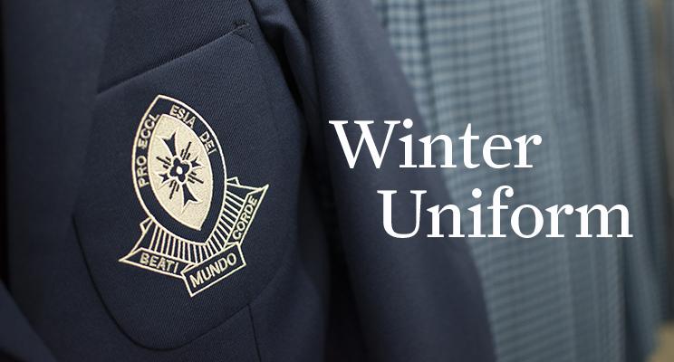 W5 - Winter Uniform