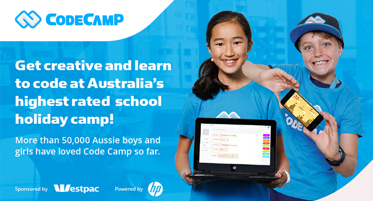 W8 - Code Camp