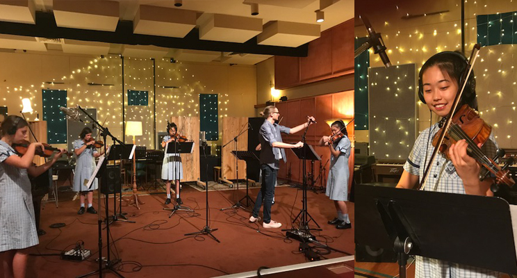 W9 - Recording Studio
