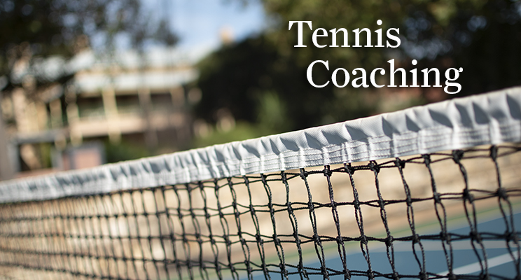 W9 - Tennis Coaching