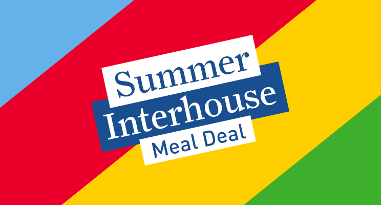 W10 - Summer Interhouse Meal Deal