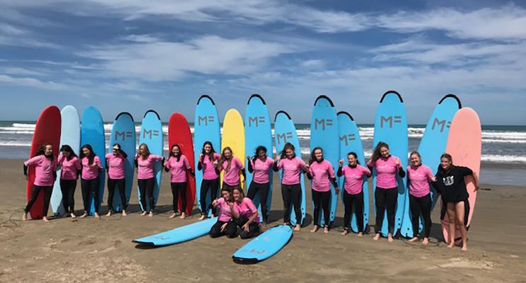 W11 - Surfing
