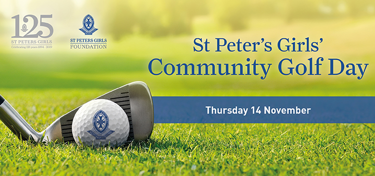 W1 - Community Golf Day