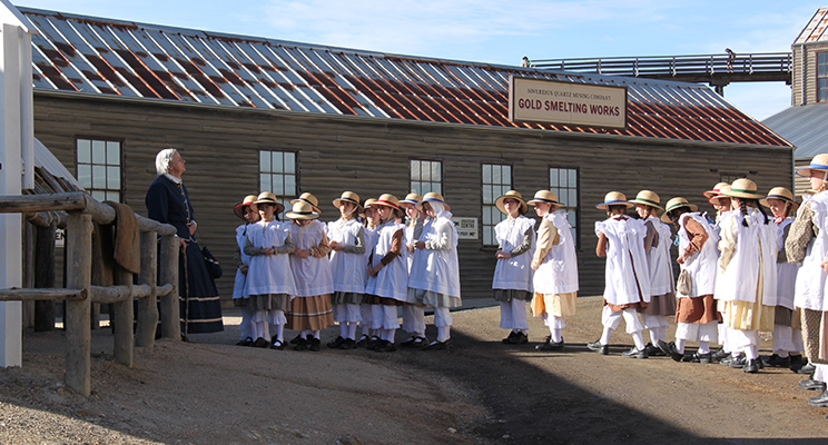 W1 - Sovereign Hill