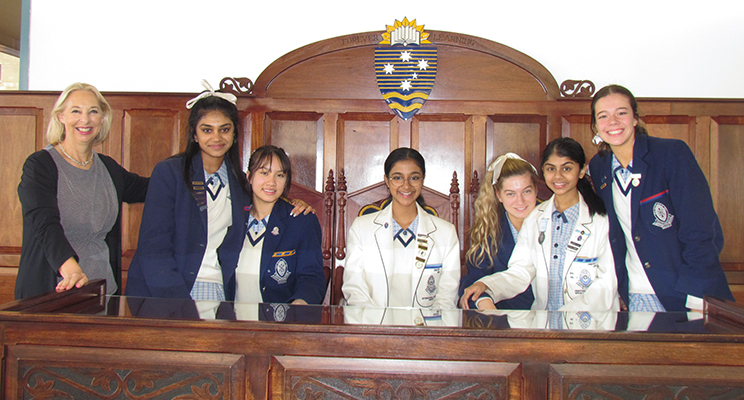 W4 - Mooting