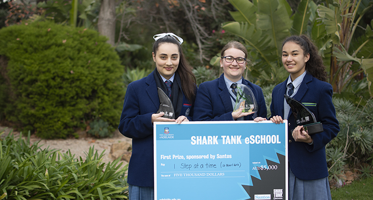 W8 - Shark Tank eSchool