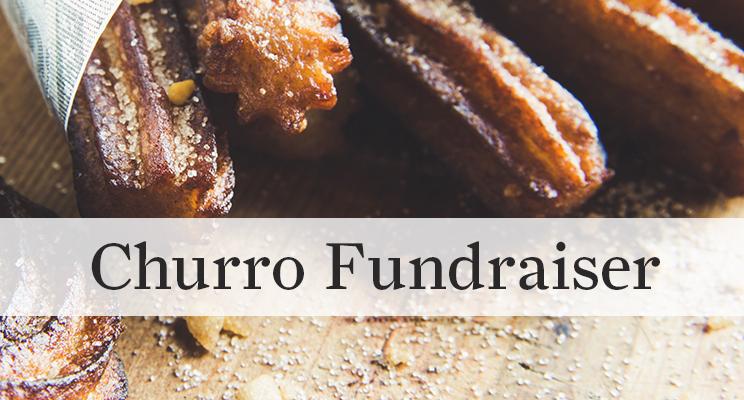 W2 - Churro Fundraiser