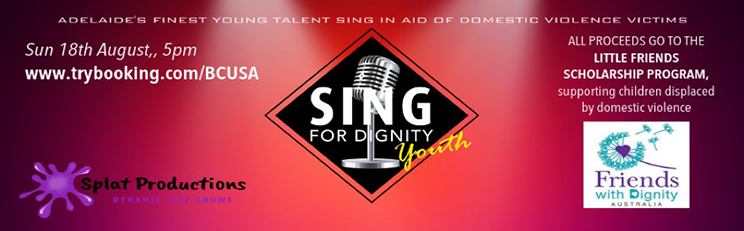 W4 - Sing for Dignity - Youth