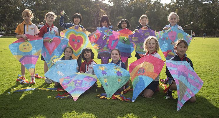 W8 - Kites