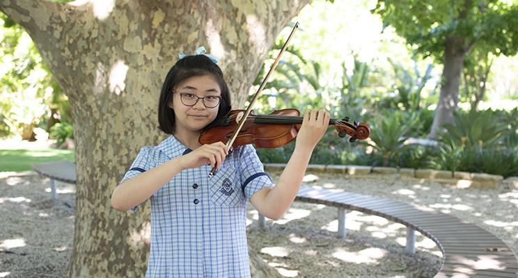 W8 - Violin