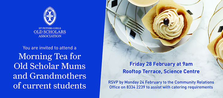 W3 - Mums & Grandmothers' Morning Tea